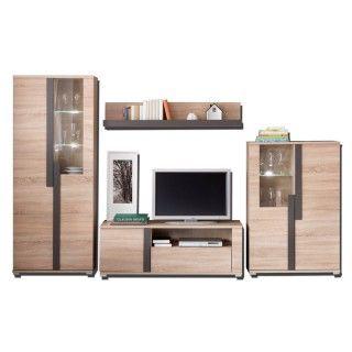 Mueble Salon MARKO 310 cm. Mueble de Calidad