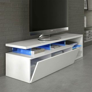 Mueble-salon-blue-tech-026630BO-led-puerta-cerrada