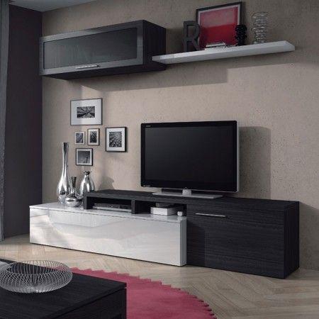 Mueble salón NEXUS 016667G | Tienda de muebles baratos | fanmuebles