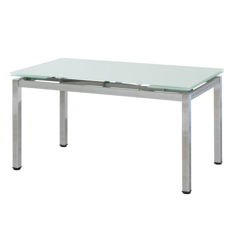 Mesa Extensible Comedor FRIENDS en Cristal