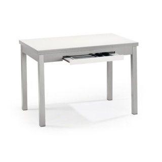 Mesa de cocina extensible MARTA ambientada