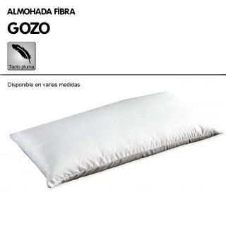 Almohada fibra GOZO tacto pluma
