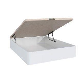 Canapé abatible EBRO 3D blanco abierto