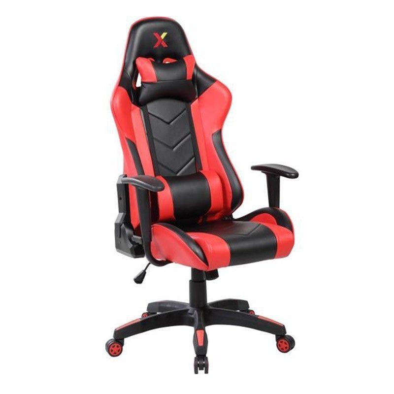 Silla gamer XTREM SPORT silla de estudio reclinable y elevable