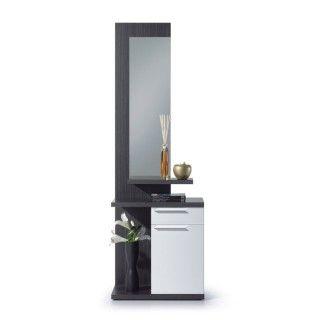 Recibidor KENDRA Mueble Entrada con Espejo