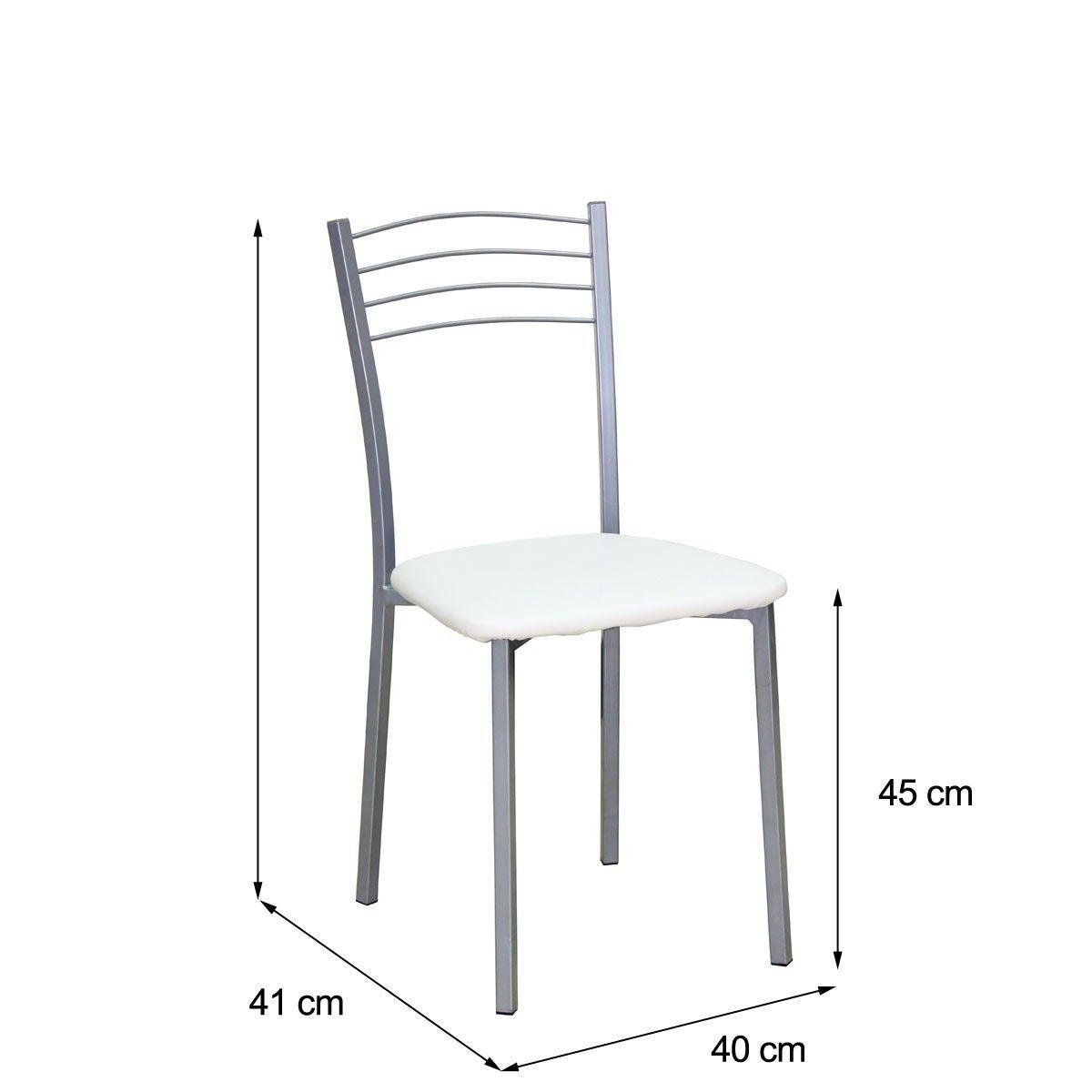 silla blancas baratas