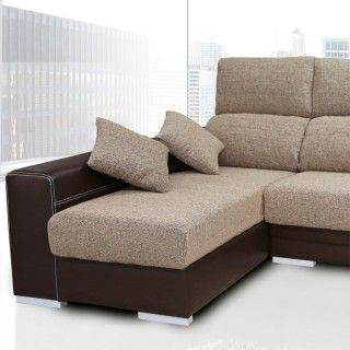 Sof cama cares chaiselongue con arc n comprar sof con for Sofas muy baratos online