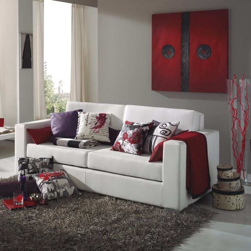 Ideas de decoracion de casas for Sofas baratos asturias