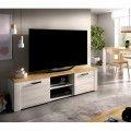 Mueble televisión 2 puertas Siena