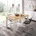 Mesa de comedor extensible Siena