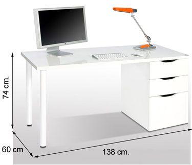 004604BO mesa escritorio ATHENA