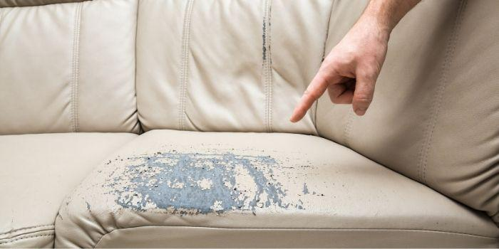 Tapizados de sofá rotos