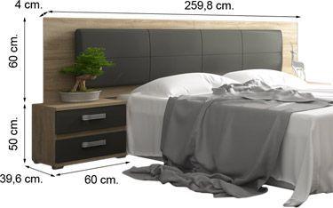 Dormitorio PRESTO PU