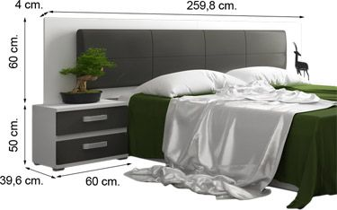 Dormitorio CARMEN PU