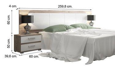 Dormitorio GUADALQUIVIR PU