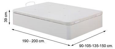 Canapé Abatible MAXI BOX