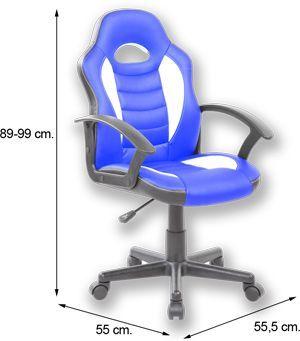 Medidas silla estudio