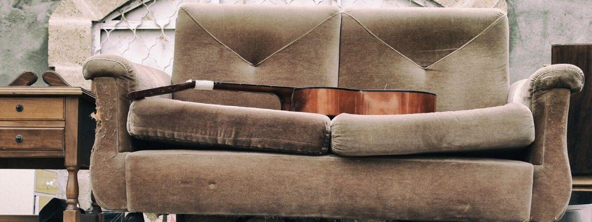 Cinco señales que te indican que debes de cambiar el sofá